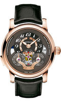 Montblanc Nicolas Rieussec Chronograph Open Home Time 107067