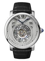 Cartier Rotonde Astrocalendaire Platinum Watch W1556242