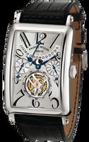 Franck Muller Long Island Perpetual Calendar 1350 T QP Silver Dial