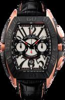 Franck Muller Conquistador Grand Prix Chronograph 9900 CC GPG 5N
