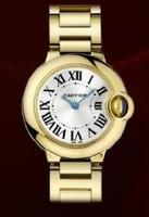 Cartier Ballon Bleu Small (YG/Silver/YG)