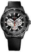 Zenith El Primero Stratos Flyback Striking 10th Black Alchron 24.2061.4057/67.C707