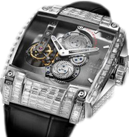 Rebellion REB-5 Tourbillon Full Diamond REB-5 Tourbillon