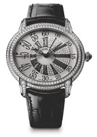 Audemars Piguet Millenary Queen Elizabeth II Cup 2013 Pave WG Watch 15336BC.ZZ.D102CR.01
