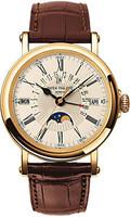 Patek Philippe Grand Complications Perpetual Calendar Moonphase Watch 5159J-001