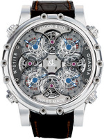 Jacob & Co. Watches Napoleon Quadra Tourbillon WG White Gold
