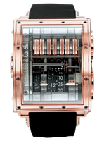 Jacob & Co Quenttin Tourbillon Rose Gold