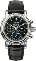 Patek Philippe Grand Complications Perpetual Calendar Moonphase Chronograph 5004G-015