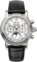 Patek Philippe Grand Complications Perpetual Calendar Moonphase Chronograph 5004G-013