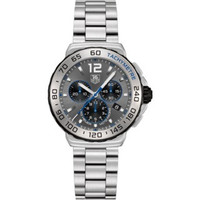 Tag Heuer Formula 1 Chronograph FIM Edition 42mm Steel Watch CAU1119.BA0858