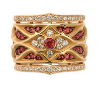 Magerit Vitral Collection Ring SO1418.14F