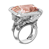 Magerit Lion Wings Collection Ring SO1679.4