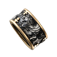 Magerit Babylon Cinta Big Collection Ring SO1678.1