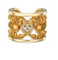 Magerit Scorpion Banda Collection Ring SO1762.1