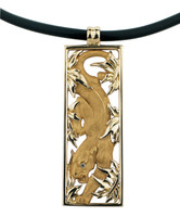 Magerit Pumas Necklaces CO0749.1