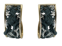 Magerit Pumas Earrings AR0747.9AG