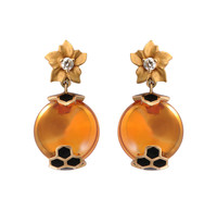 Magerit Nature Collection Earrings AR1289.16CEN