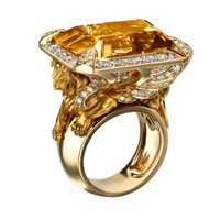 Magerit Lion Wings Collection Ring SO1679.9