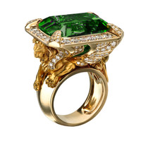 Magerit Lion Wings Collection Ring SO1679.5