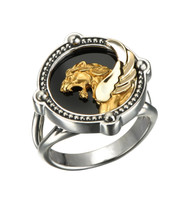 Magerit Babylon Small Wall Collection Ring SO1665.4