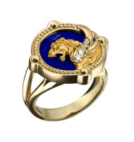 Magerit Babylon Small Wall Collection Ring SO1665.3