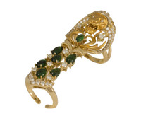 Magerit Babylon Lion Round Collection Ring SO1686.1