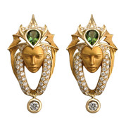 Magerit Atlantis Collection Earrings AR1600.1