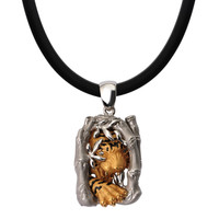 Magerit Acecho Collection Small Necklace CO1356.1ENHB