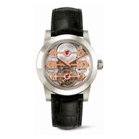 Girard Perregaux Three Golden Bridge Tourbillon 99250-53-000-BA6A
