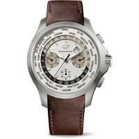 Girard-Perregaux Traveller Chronograph Titanium Watch 49700-21-132-HBBB