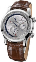 Jaeger LeCoultre Master Control World Geographic Watch 1528420