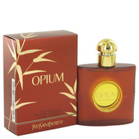 OPIUM by Yves Saint Laurent Toilette  Spray (New Packaging) 1.6 oz