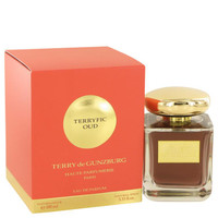 Terryfic Oud by Terry De Gunzburg Parfum Spray 3.3 oz