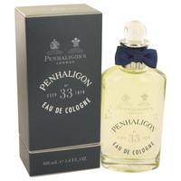 Penhaligon's No. 33 by Penhaligon's Eau De Cologne Spray 3.4 oz