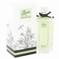 Flora Gracious Tuberose by Gucci Toilette Spray 3.3 oz