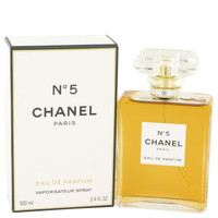 CHANEL 5 by Chanel Parfum Spray 3.4 oz