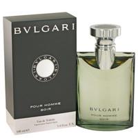 Bvlgari Pour Homme Soir by Bvlgari Toilette  Spray 3.4 oz