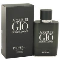 Acqua Di Gio Profumo by Giorgio Armani Parfum Spray 2.5 oz
