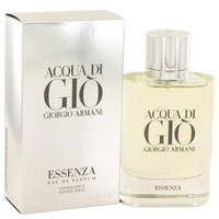 Acqua Di Gio Essenza by Giorgio Armani Parfum Spray 2.5 oz
