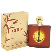 OPIUM by Yves Saint Laurent Parfum Spray (New Packaging) 1.6 oz