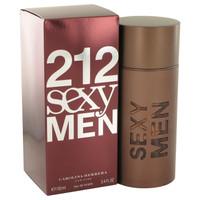 212 Sexy by Carolina Herrera Toilette  Spray 3.3 oz