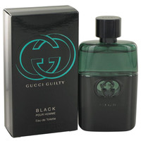 Gucci Guilty Black by Gucci Toilette Spray 1.6 oz