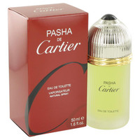 PASHA DE CARTIER by Cartier Toilette  Spray 1.6 oz