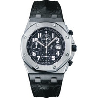 Audemars Piguet Royal Oak Offshore Chronograph Automatic Black Dial Watch 26170ST.OO.D101CR.03