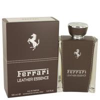 Ferrari Leather Essence by Ferrari Parfum Spray 3.3 oz