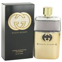 Gucci Guilty Diamond by Gucci Toilette Spray 3 oz