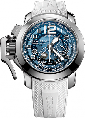 Graham Chronofighter Oversize Target 2CCAS.U04A