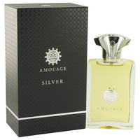 Amouage Silver by Amouage Eau De Parfum Spray 3.4 oz