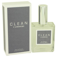 Clean Cashmere by Clean Eau De Parfum Spray 2.14 oz