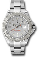 Rolex Watches: Yacht-Master Steel and Platinum 16622